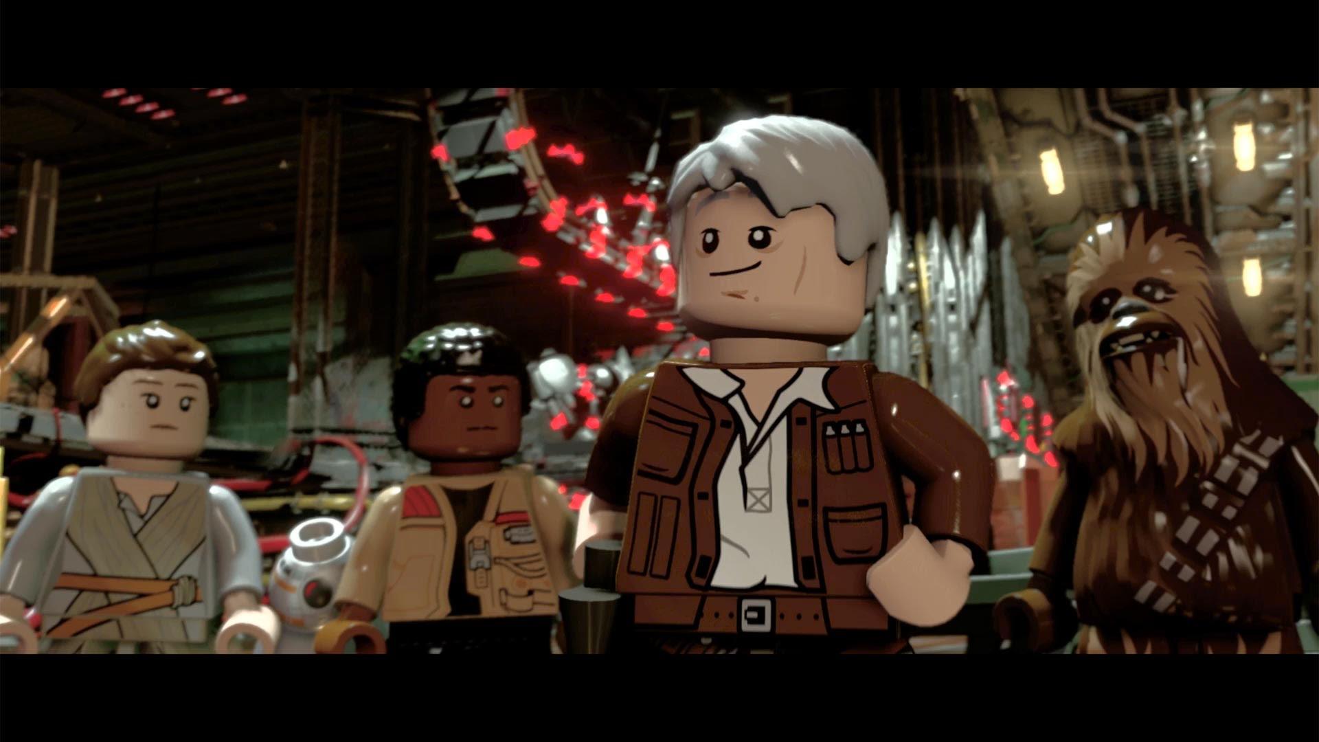 Recenzja Gry Lego Star Wars The Force Awakens Starwarspl