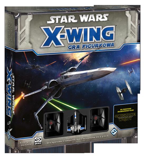 Zestaw podstawowy do gry X-wing Miniatures