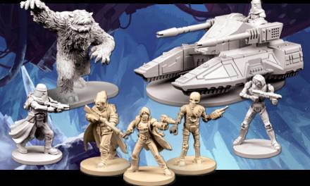 Na Hoth i z powrotem! Dodatki do Star Wars: Imperium Atakuje!