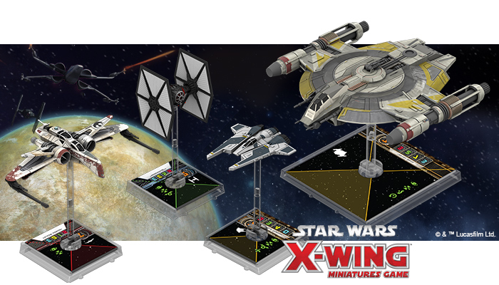 Zapowiedź i przedsmak Fali IX do X-Winga
