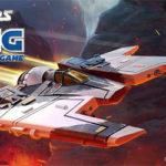 Fali IX do X-winga ciąg dalszy