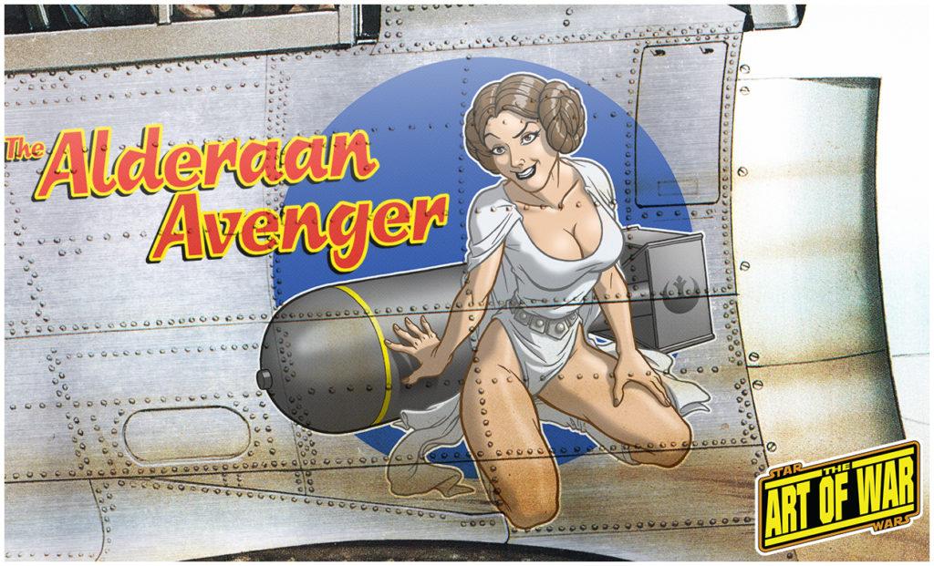 Alderaan Avenger