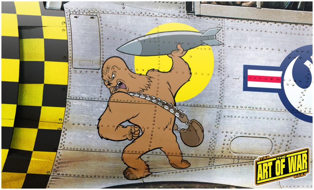 Chewbacca Bomber