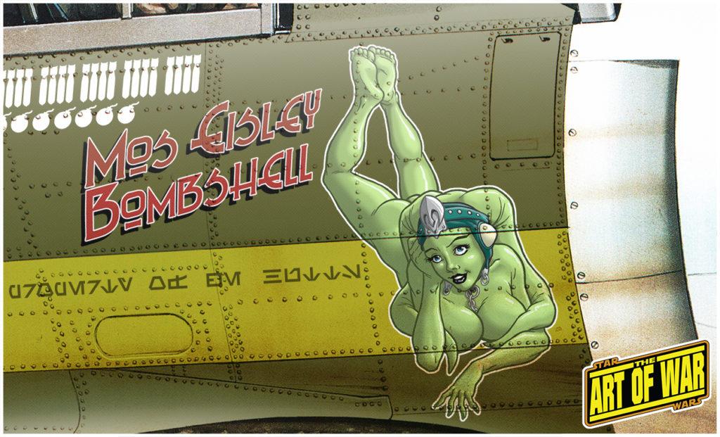 Mos Eisley Bombshell