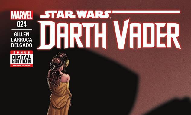 RECENZJA KOMIKSU – Darth Vader 024