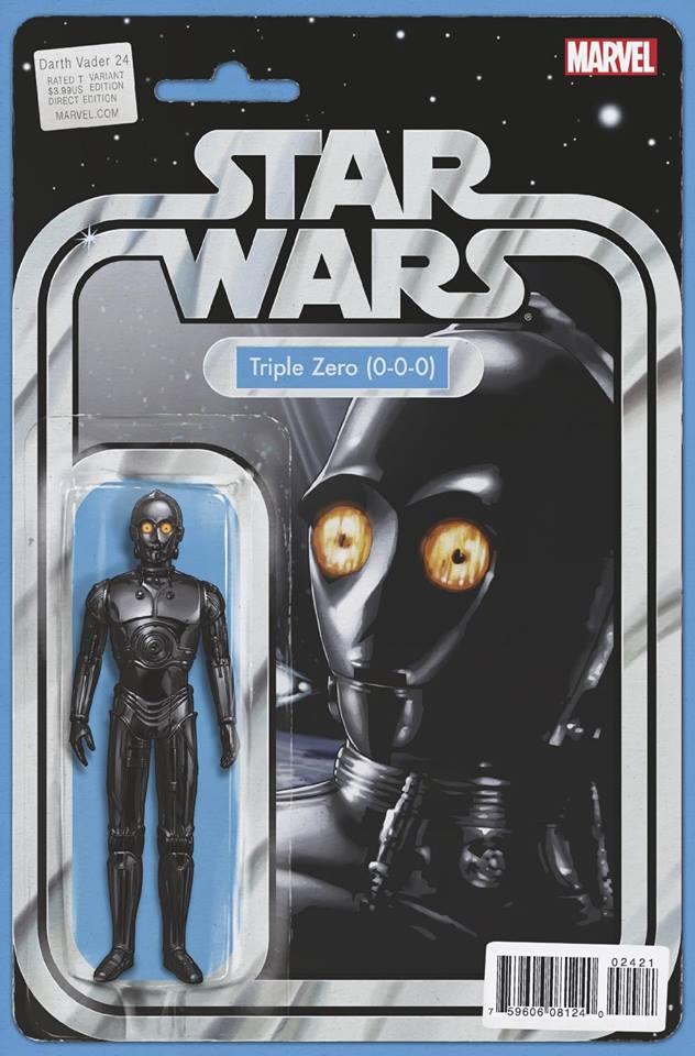 RECENZJA KOMIKSU - Darth Vader 024