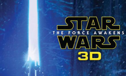 Dodatki do Przebudzenia Mocy w wersji 3D Blu-Ray