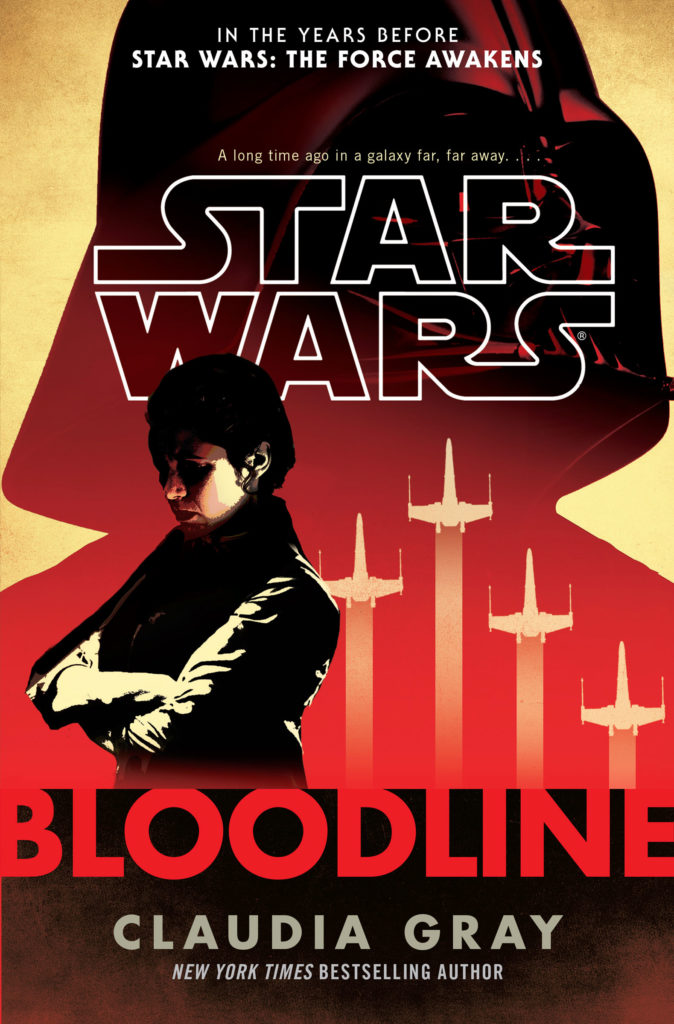 Powieść Claudii Gray pt. Bloodline