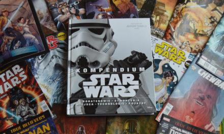 RECENZJA KSIĄŻKI – Kompendium Star Wars