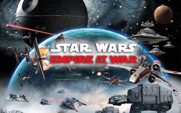 PRZEGLĄD GIER: Star Wars Empire at War