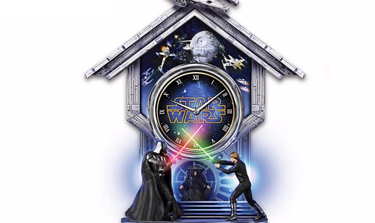 GADŻETY – Zegar z kukułką