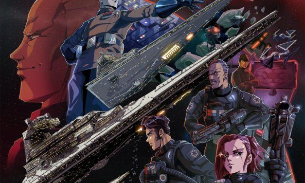 Nowy, animowany serial Star Wars?