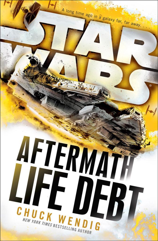 Aftermath: Life Debt, czyli druga część trylogii Chucka Wendiga