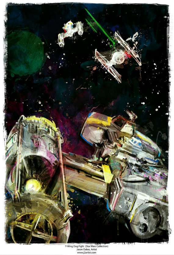 j2artist-y-wing-dogfight