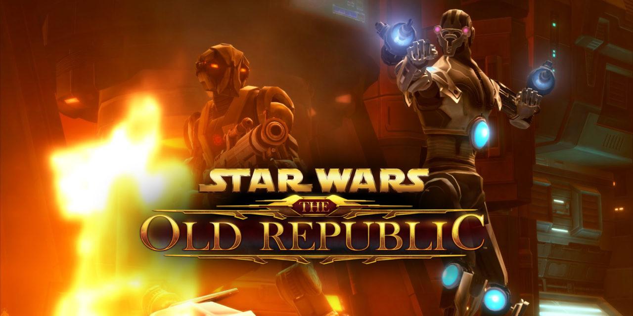 Nowy dodatek do Star Wars: The Old Republic