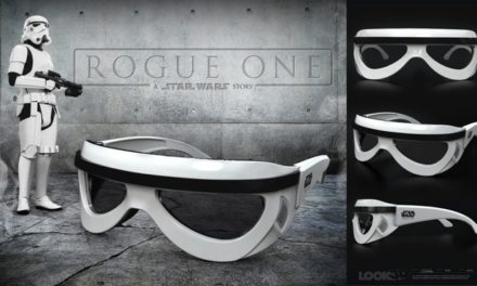Okulary 3D z Rogue One