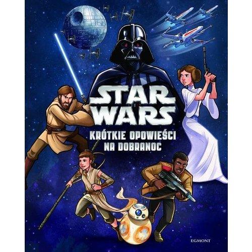 Jedenaście opowieści pełnych akcji, które przeniosą cię do odległej galaktyki. Mistrz Yoda włada mieczem świetlnym, Luke Skywalker i Rebelianci podejmują wyścig z czasem, aby zniszczyć Gwiazdę Śmierci, a odważna Rey zaprzyjaźnia się z androidem BB-8. Każda z historii do przeczytania w pięć minut ? to idealny czas na galaktyczne przygody w nadprzestrzeni!