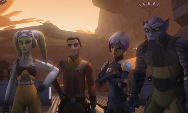 Znamy datę premiery 3. sezonu Star Wars Rebels!