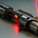 Prawdziwe miecze świetlne w disneyowskim świecie Star Wars!