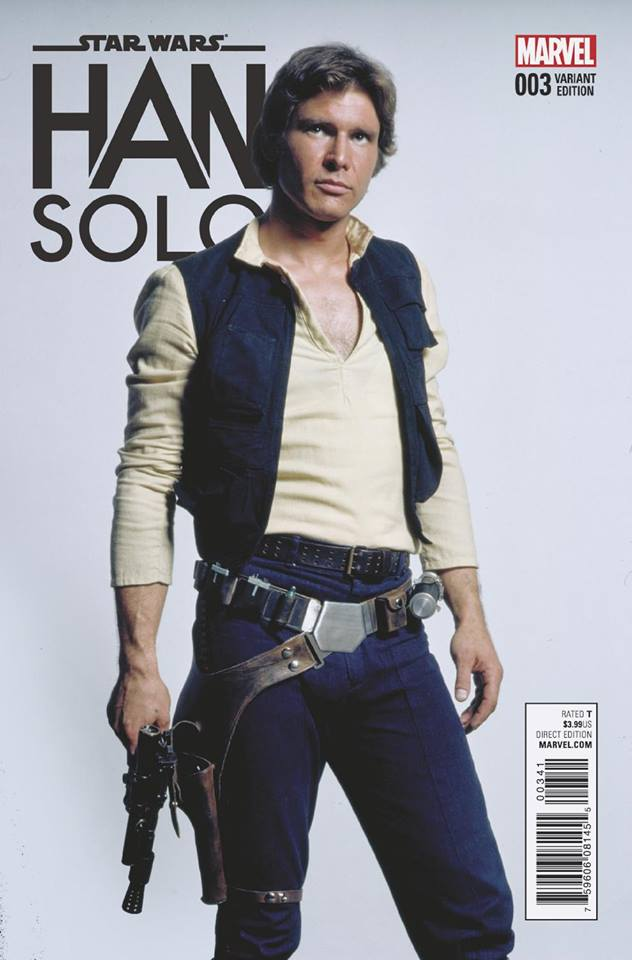 RECENZJA KOMIKSU - Han Solo 003
