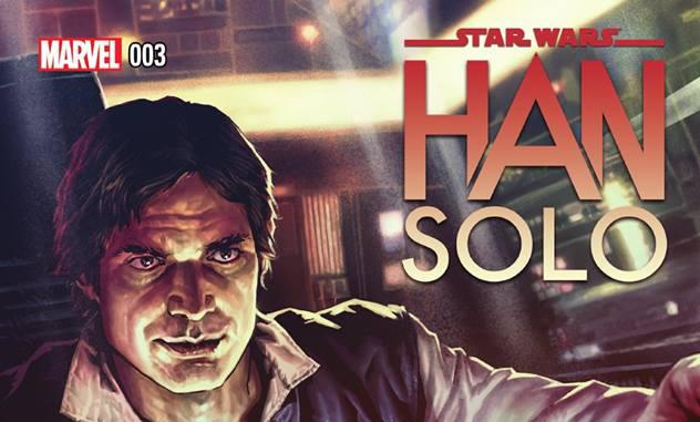 RECENZJA KOMIKSU – Han Solo 003