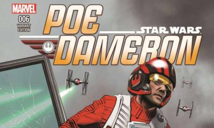 RECENZJA KOMIKSU – Poe Dameron 006