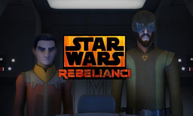 AKTUALIZACJA! Opisy i zwiastun najbliższych odcinków Rebeliantów