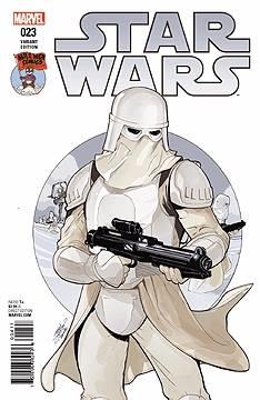 RECENZJA KOMIKSU - Star Wars 023