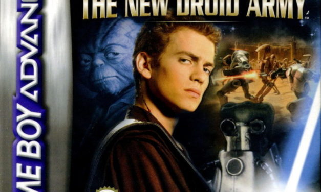 PRZEGLĄD GIER: Star Wars Episode II: The New Droid Army