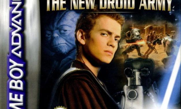 PRZEGLĄD GIER: Star Wars Episode II: The New Droid Army
