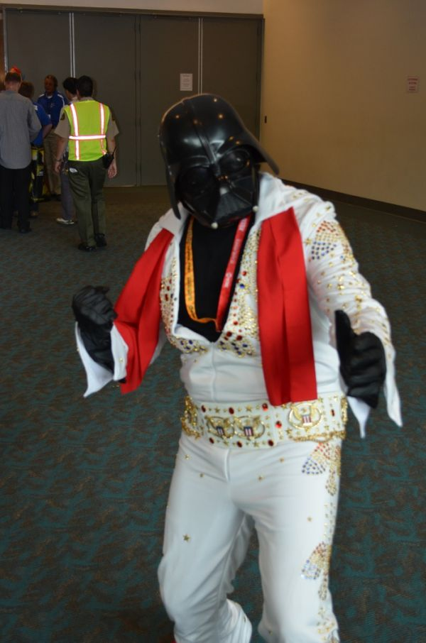 Elvis Vader