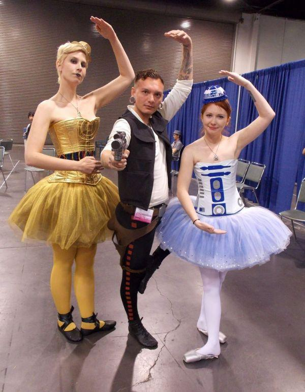 Balet Star Wars