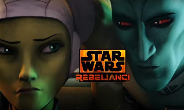 Nowe sceny w kolejnym zwiastunie Star Wars Rebelianci!