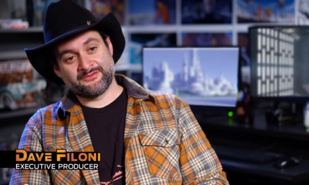 Dave Filoni nie jest już reżyserem Rebeliantów!