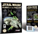 PRZEGLĄD GIER: Star Wars Fight of the Falcon