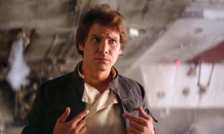 Han Solo wrażliwy na Moc?
