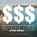 Ile zarobić może Rogue One?