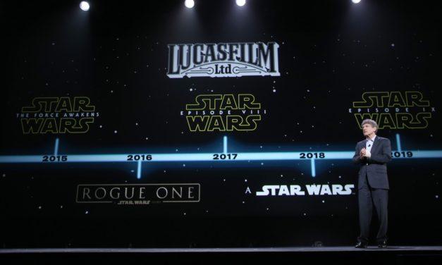 Oczekiwania Disney'a w stosunku do Rogue One i dalsze plany