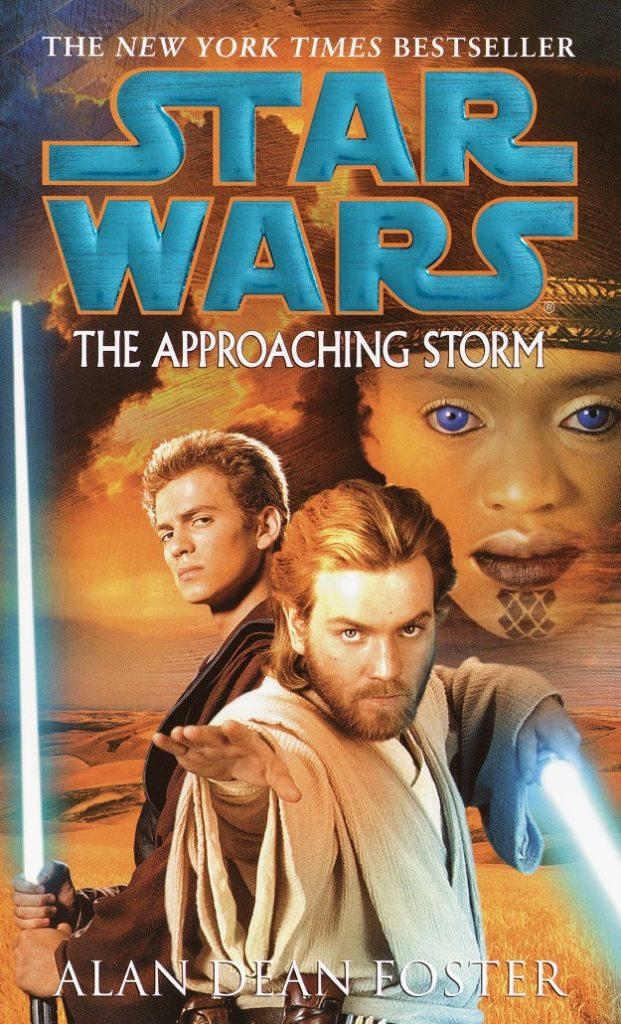 """Barris Offe zadebiutowała w """"Nadchodzącej burze"""" - powieści poprzedzającej wydarzenia z """"Ataku Klonów"""""""