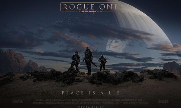 100 – Plakaty z Rogue One