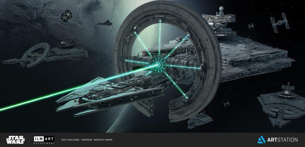 mateusz-lenart-new-star-destroyer-mateusz-lenart