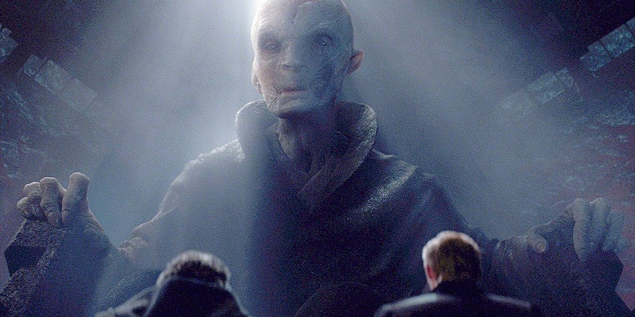Wiemy kim jest Snoke!? Teoria #2