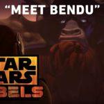 Tajemniczy Bendu w nowym klipie Star Wars Rebels!