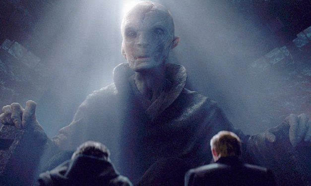 Wiemy kim jest Snoke!? Teoria #1