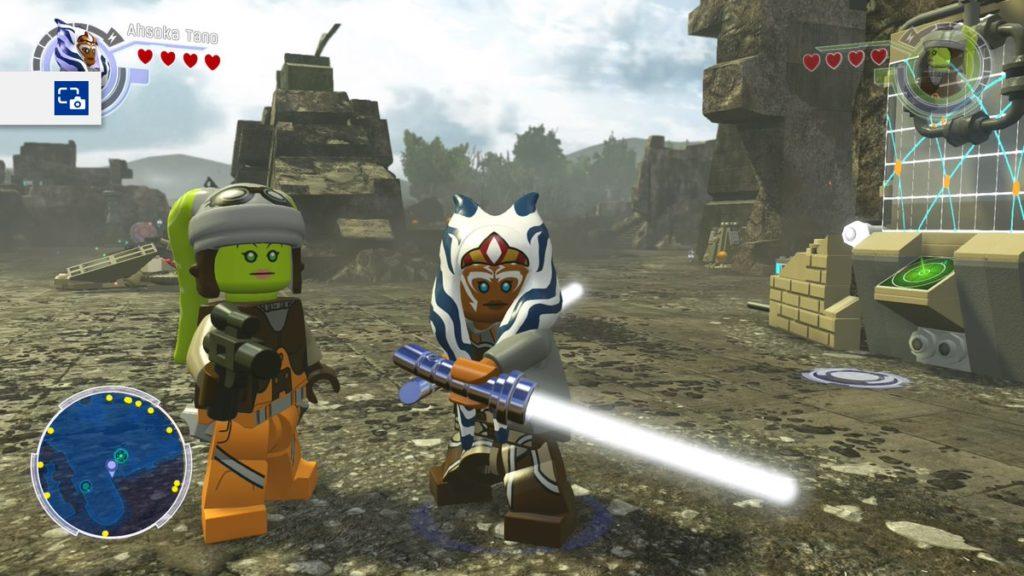 Rebelianci Nowym Dlc Do Lego Star Wars The Force Awakens Starwarspl