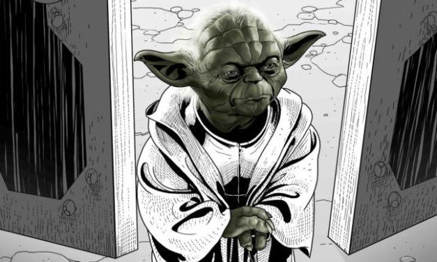Poznamy historię Yody!