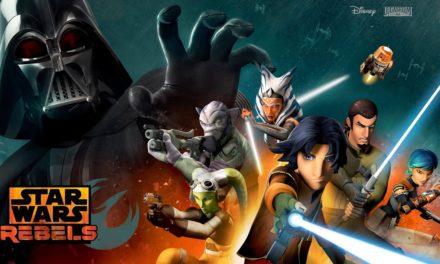 Star Wars Rebelianci sezon 2 na DVD!
