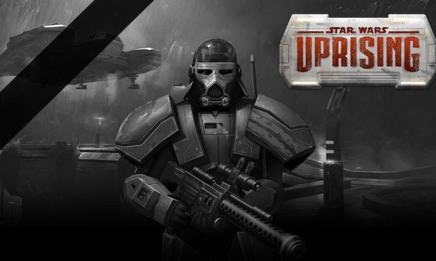 Star Wars: Uprising – koniec powstania