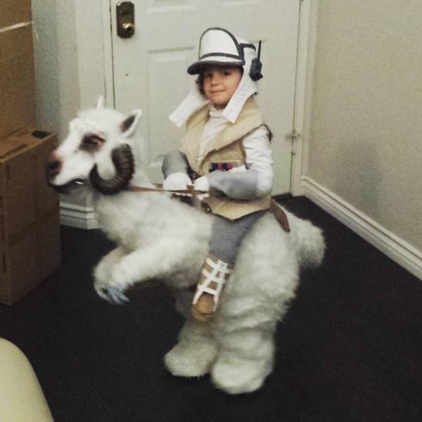 Najlepszy kostium na Halloween!