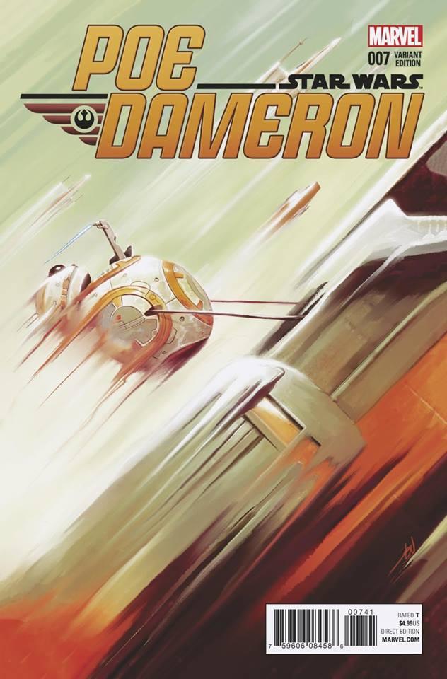 Poe Dameron 007